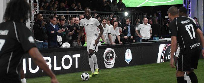 Usain Bolt in Bundesliga? Lui ci crede e si sente un calciatore