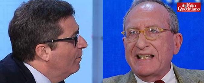 """M5s, filosofo Guzzi vs Ermini (Pd): """"Hanno dimostrato che si fa politica con pochi soldi"""". """"Ma non presentano i bilanci"""""""