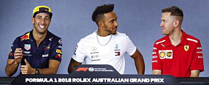 Formula 1 al via in Australia. Le Mercedes sottovalutano la Ferrari (e forse per una volta va bene così)