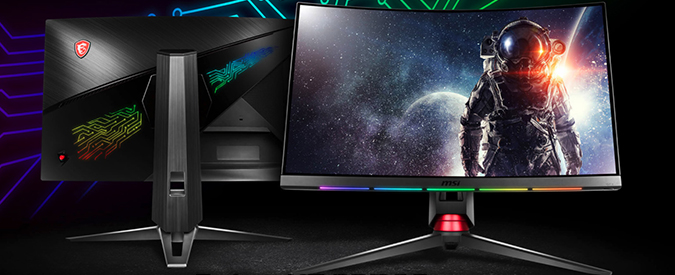 MSI lancia due display da 27″ con indicatori LED pensati per il gaming
