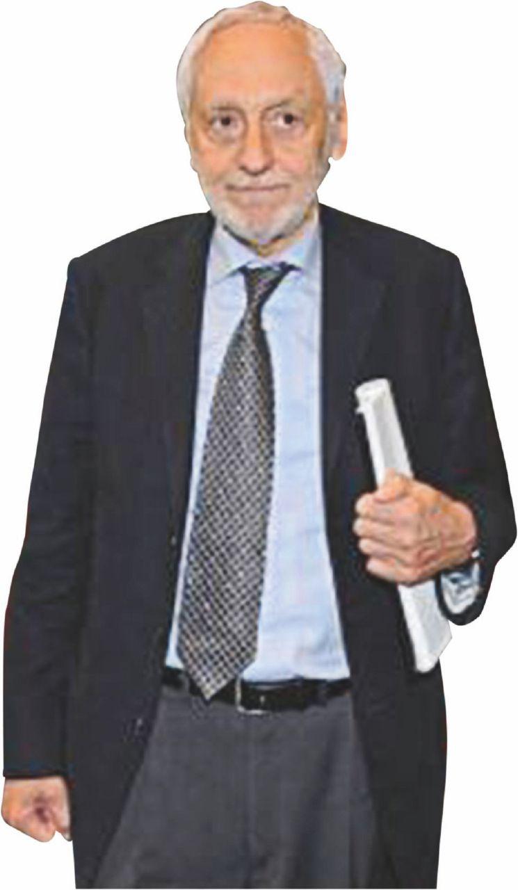L'ex giudice Turone sul palcoscenico racconta ai giovani i misteri d'Italia