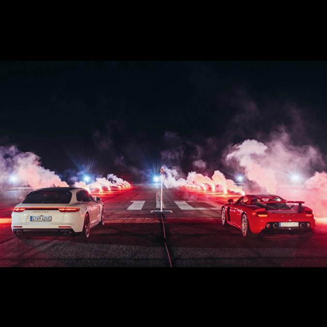 Top Five Series, la gara di accelerazione tra Porsche è uno spettacolo – VIDEO