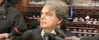 """Senato, Brunetta: """"Centrodestra compatto. Su Romani domani sera avremo fumata bianca"""""""
