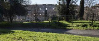 Roma, i detenuti usati per pulire i giardini trovano hashish nascosto a Colle Oppio e lo consegnano alla polizia