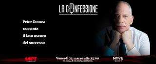 """La Confessione, Rocco Siffredi: """"I suicidi delle pornoattrici? Colpa dei social. Il porno le accoglie, poi le lascia sole"""""""