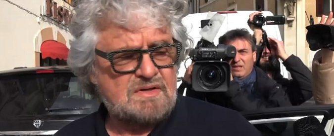 Beppe Grillo vuole misure alternative al carcere. Non il Movimento 5 stelle