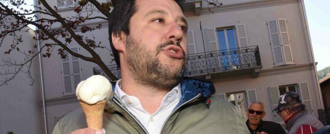 Rifiuta di servire il gelato a Salvini, io sto con Nadia. Senza se e senza ma
