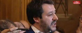 """Senato, Salvini: """"Abbiamo votato Bernini di Forza Italia. Vediamo se M5s ha pregiudizi"""""""