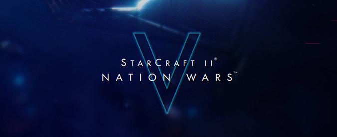 Starcraft II Nation Wars V: l'Italia debutta questa sera contro la Francia
