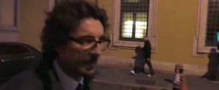 """Senato, Toninelli: """"Contenti per Bernini? Vogliamo votare velocemente. Romani non era votabile"""""""