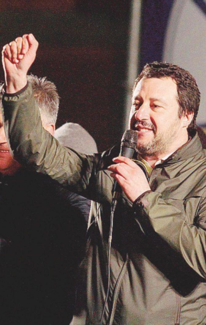 La vertiginosa ascesa della ex di Salvini