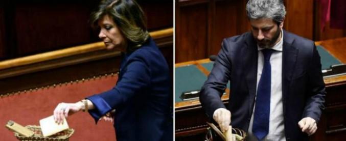 Elezioni presidenti diretta fico presidente della for Camera diretta