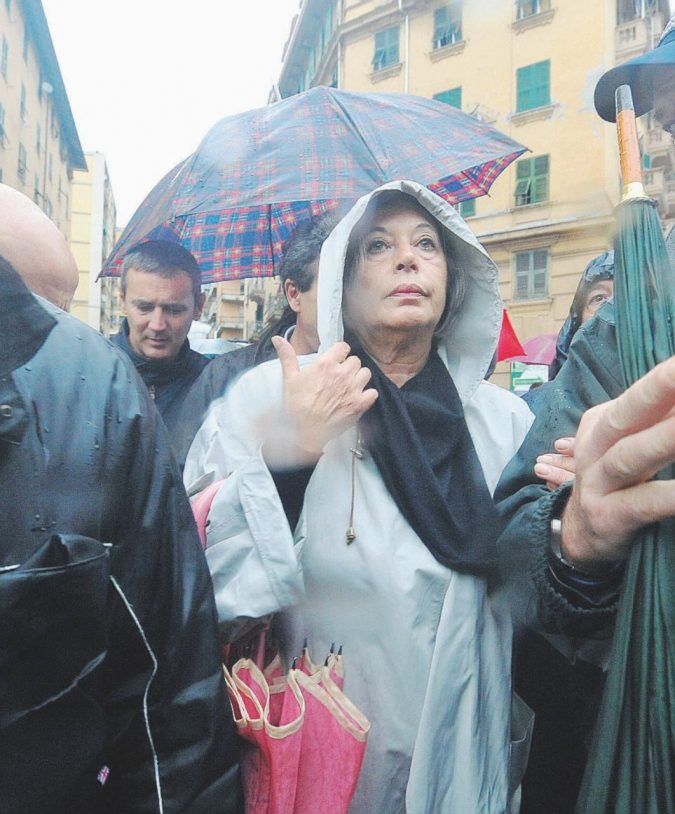 Alluvione a Genova: 5 anni per l'ex sindaca Vincenzi