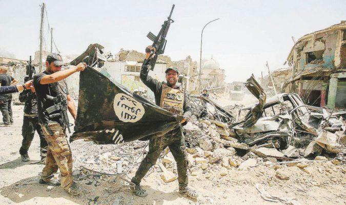 """""""Fino a quando il Medio Oriente brucia, l'Occidente resta obiettivo di attacchi"""""""