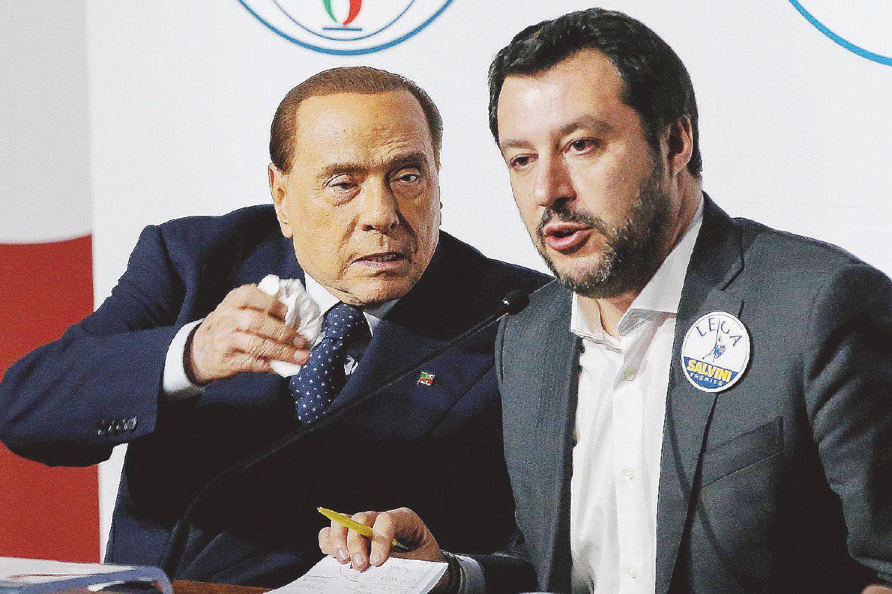 In Edicola sul Fatto Quotidiano del 24 marzo: Salvini uccide un B. morto. La Lega vota Bernini presidente del Senato