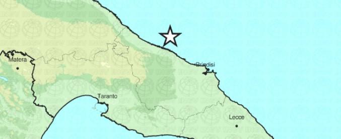 """Puglia, terremoto magnitudo 3.7. Paura per le trivellazioni: """"Colpa dell'air-gun"""". L'Ingv: """"Esclusa qualsiasi correlazione"""""""