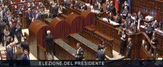 Camera, al via la quarta votazione per l'elezione del Presidente. La diretta