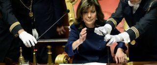 """Maria Elisabetta Alberti Casellati, la """"più berlusconiana"""": dalla marcia contro il processo Ruby alle leggi ad personam"""
