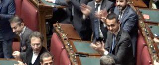 Roberto Fico presidente della Camera, l'esultanza del M5s
