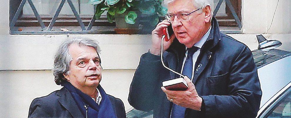 """Forza Italia, """"Caro presidente, vaffan…"""". E Berlusconi cacciò Romani e Brunetta"""