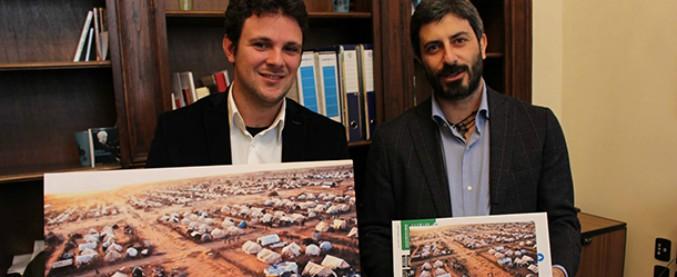 Ho conosciuto il Roberto Fico attivista. Ora conservi la sua passione alla Camera