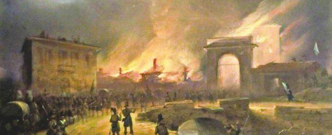 Milano 1848, la rivoluzione degli uguali che fece l'Italia