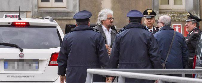 """Diffamazione, Grillo testimone contro ex attivista Terra dei fuochi: """"Il M5s nato per cambiare il paese, non lucrare"""""""