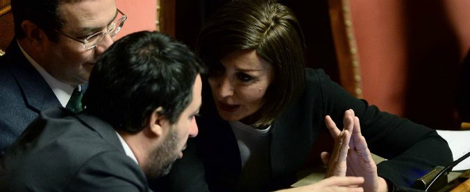 """Salvini, la partita doppia tra l'unità della coalizione e la corte al M5s: """"Reddito di cittadinanza? Se aiuta lavoro, perché no?"""""""