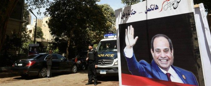 Egitto, cinque anni di carcere per aver criticato le elezioni