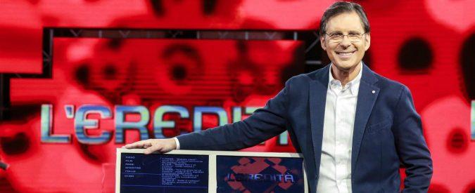 Fabrizio Frizzi era uno di noi. Anche quando rideva degli errori dei concorrenti a L'Eredità