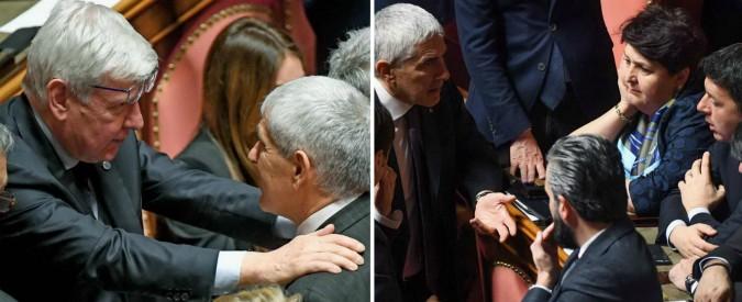 Senato, Casini iscritto alle Autonomie con Napolitano. Bonino nel Misto con Liberi e Uguali, Monti e gli espulsi del M5s