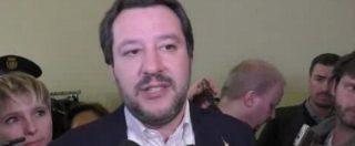 """Governo, Salvini: """"Si parte dalla coalizione di centrodestra e dal programma. Senza accordo non tiro a campare"""""""