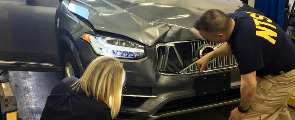 L'intelligenza artificiale avrebbe evitato l'incidente mortale di Uber?