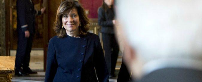 Casellati vs Boldrini? Una panzana, neanche Laura si faceva chiamare 'presidentessa'
