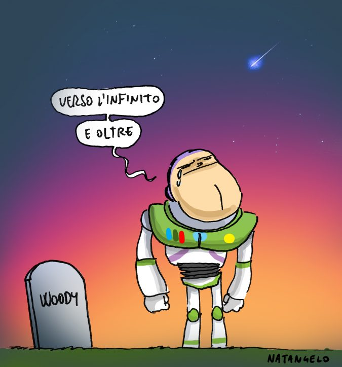 Ciao Woody