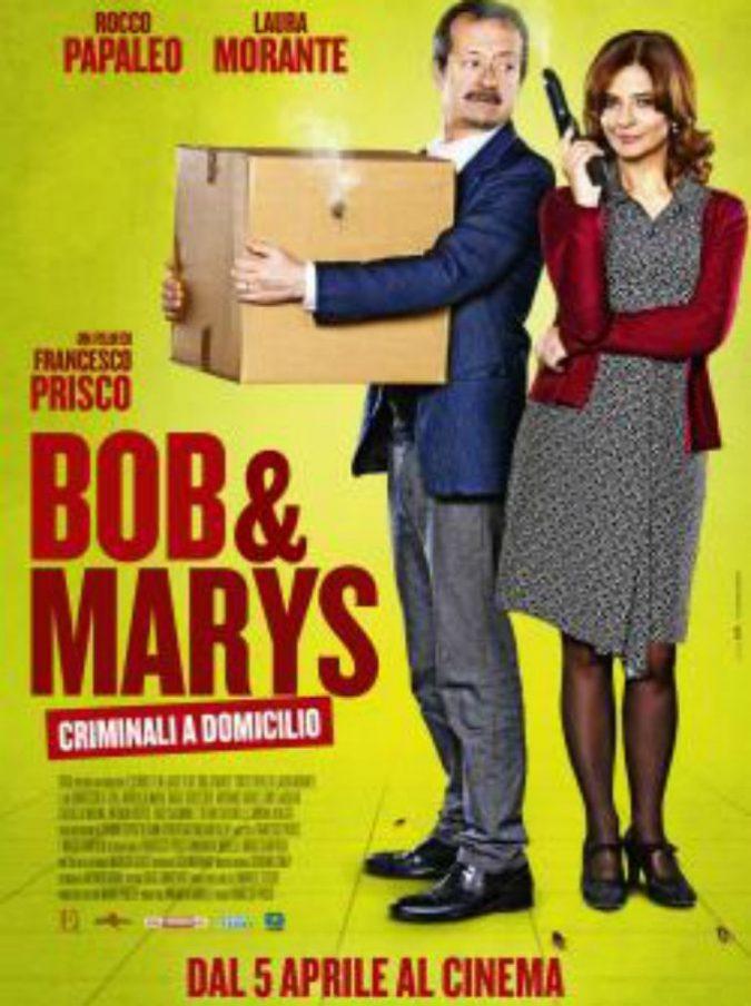 """Bob & Marys, Rocco Papaleo e Laura Morante contro i criminali a domicilio. Il regista: """"Una storia vera"""""""