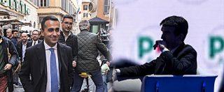 """Governo, Di Maio: """"Ok al dialogo con il Pd, la Lega non vuole"""". Martina: """"Sì a confronto se sono finite le ambiguità"""""""