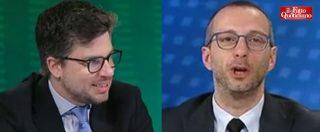 """Pd, Stefano Feltri vs Ricci: """"Marcucci? Un caso di conflitto d'interessi, nel 2013 faceste un ddl in cui rientrava anche lui"""""""