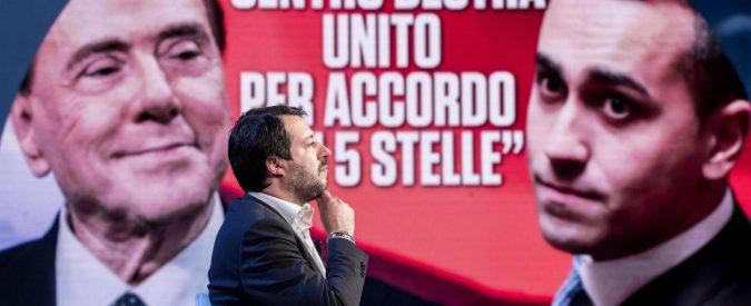 Salvini e Di Maio trovino intese sul programma, le coalizioni pre-elettorali sono ormai ininfluenti