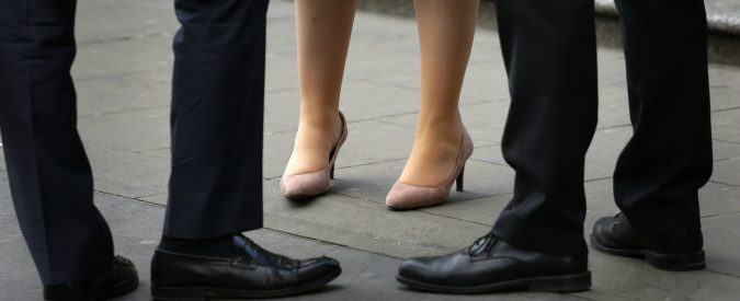 'Dovresti vergognarti', quello che gli uomini dicono alle donne