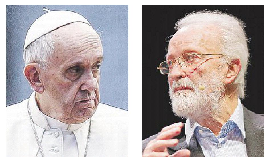 Scalfari scatena l'Inferno sulla visita a papa Francesco