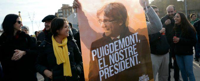 Carles Puigdemont, le opinioni non devono mai andare in carcere