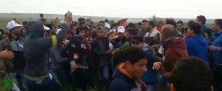 Gaza, scontri al confine con Israele nel Land Day. Cinque morti e almeno cento feriti