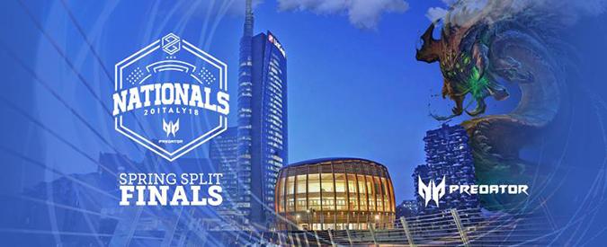 PG Nationals Predator: Outplayed e Team Forge si contendono la vittoria finale ed il posto in Europa
