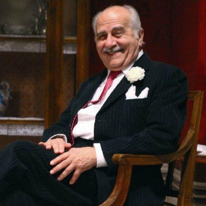 Luigi De Filippo morto, addio all'attore e regista: aveva 87 anni. Ultimo erede della storica dinastia del teatro