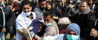 """Gaza, 17 palestinesi uccisi dagli spari dell'esercito israeliano. Netanyahu: """"Rispetto"""". Onu e Ue: """"Indagine indipendente"""""""