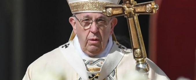 """Papa: """"Siria, porre fine allo sterminio"""". Messaggio pasquale rivolto a Venezuela, Medio Oriente, Africa, Ucraina e Corea"""