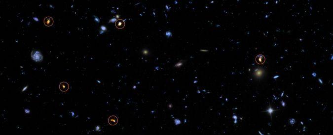 """Ecco la stella singola più lontana mai vista, telescopio Hubble """"aiutato"""" da effetto previsto da Albert Einstein"""