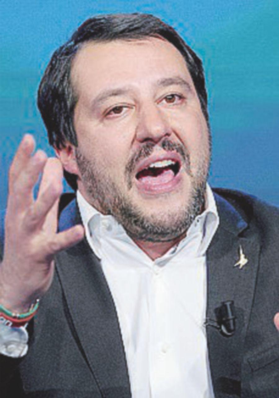 """Salvini: """"Sanzioni alla Russia da abolire. Un danno per l'Italia"""""""