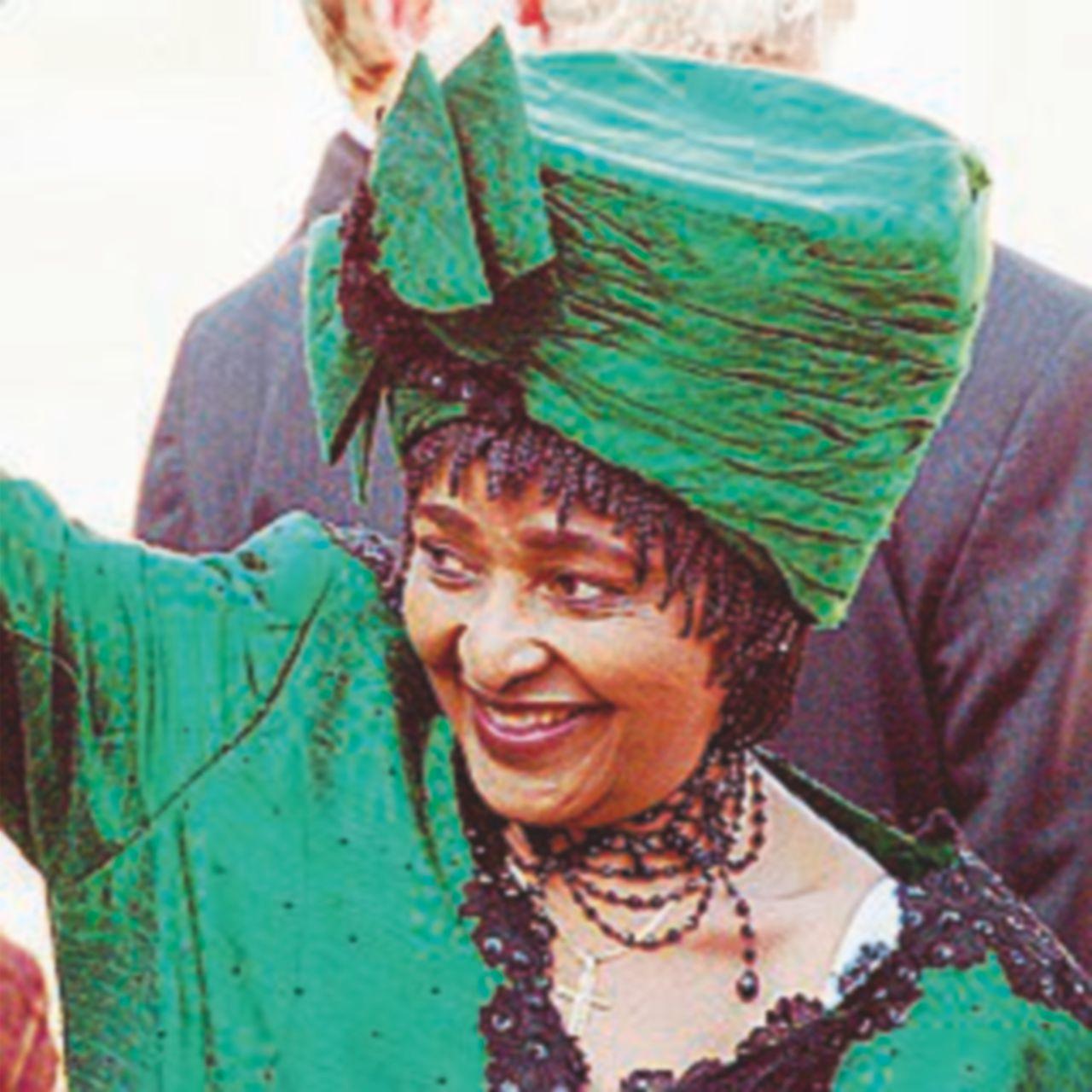 Winnie Mandela madre (cattiva) del Sudafrica post-apartheid